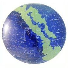 INFLATABLE WORLD GLOBE GLOW-IN-THE-DARK STARS (16 INCH)