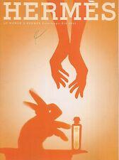 CATALOGUE N° 40--LE MONDE D' HERMES PRINTEMPS - ETE 2002