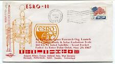1967 ESRO-II Scout European Space Research Solar Radiation Vandenberg SPACE USA