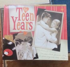 The  Teen Years by Various Artists (CD, Apr-2011, 10 Discs, Time/Life Music)
