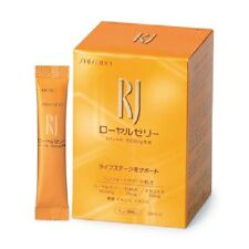F/S Made in Japan Shiseido Royal Jelly RJ 1.5g x30packs / With tracking
