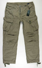 G-Star Raw Cargo Pants Rovic Field Twill Loose W31 L32