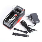 Electric Tobacco Cigarette Roller Automatic Injector Maker Machine + Adapter
