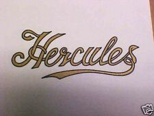 Hercules Propeller Decal Set of 2 for Vintage Aircraft