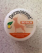 Dermoscent bio balm cream for dogs hacked dry nose paws calluses thickened skin