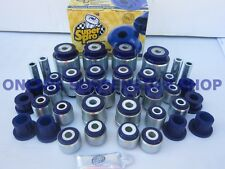 SUPER PRO Front & Rear Suspension Bush kit to suit Chrysler 300C SUPERPRO