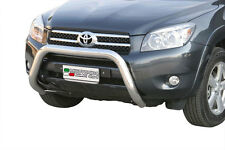 "Toyota Rav-4 Rav4  2006-2009  Ø76mm BULL BAR NUDGE BAR ""CE APPROVED"" Frontbügel"