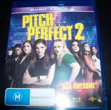 Pitch Perfect 2 (Australian Region B) Blu-ray – Like New