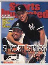 Sports Illustrated-February 24, 1997-Derek Jeter & A. Rod
