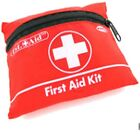 38pc First Aid Kit Emergency Safety Travel Home Office Bike Car Work Sports New