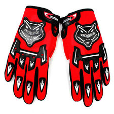 Fashion Sports Full Finger Protectice Gloves for Cycling Bmx/Atv/Quad Motorbike