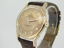 Vintage OMEGA CONSTELLATION PIE PAN 18K SOLID ROSE GOLD *Swiss Made* YEAR 1956