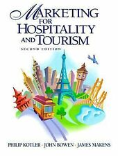 Marketing for Hospitality and Tourism (2nd Edition)