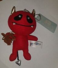 Little Devil Plush key chain Ocean Park Hong Kong 5 inches