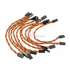 26AWG 60 Cores Flight Control Connection Cable Male to Male Servo Cable 15cm