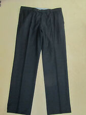 Hugo Boss  Virgin wool blue suit trousers  sz 54( 38 inch waist)