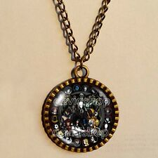 Creepypasta CREEPY PASTA TICCI TOBY Necklace Chain JEFF THE KILLER The Puppeteer