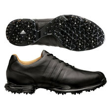 NEW MEN'S ADIDAS ADIPURE Z GOLF SHOES BLACK 11.5 MEDIUM 671116