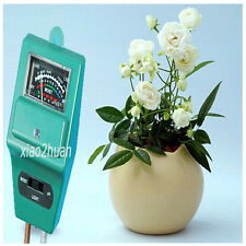 Useful For Hydroponic Plant Soil 3in1 Moisture Light PH Meter Tester New