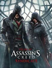 The Art of Assassin's Creed Syndicate by Paul Davies (2015, Hardcover)
