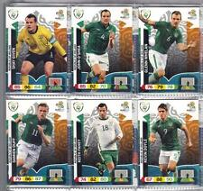 DAMIEN DUFF REPUBLIC OF IRELAND PANINI ADRENALYN XL FOOTBALL UEFA EURO 2012 NO#