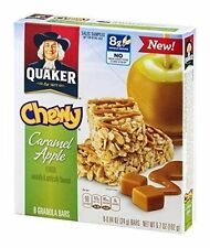 Quaker Chewy Caramel Apple Granola Bars