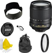 Nikon Nikkor 18-105 mm F/3.5-5.6 AS DX G SWM AF-S VR IF ED Lens- CellTime Kit