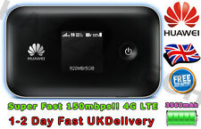 HUAWEI E5377T UNLOCKED BLACK LTE 4G & 3G Mobile MIFI WIFI Wireless Modem SimFree