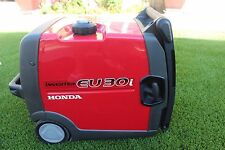 HONDA EU30iu HANDY INVERTER GENERATOR. USED ONCE EXCELLENT CONDITION. AS NEW!!!