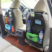Chic Car Storage Multi-Use Pocket Organizer Car Seat Back Bag Car Accessories