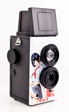 Blackbird fly TLR Twin Reflex 35mm Camera Superheadz SUNDOME Manga Collectable