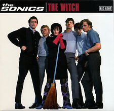 "SONICS  ""PSYCHO (FULL LENGTH) + THE WITCH (FULL LENGTH)""  EP   60's  LISTEN!"