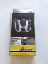 Honda Red H Steering Wheel Emblem Logo For Jazz Civic Accord