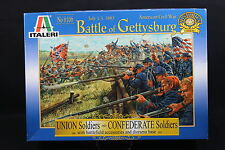 XU062 ITALERI 1/72 figurine 6106 Battle Gettysburg July 1863 American Civil War