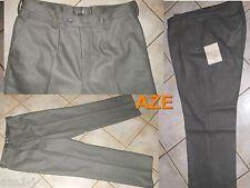 Größe g 48 = S (lange 46/48) original Deutsche Armee NVA Hose grau Uniformhose
