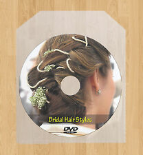 Learn Bridal and Bridesmaid Hairdressing styles DVD wedding hair styling Guide