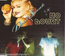 NO DOUBT - Don't Speak (UK 4 Track CD Single)