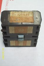 ITE J20A40 CONTROL RELAY *USED*