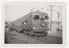 PHILADELPHIA AND WESTERN? Trolley to 69th Street Station PA Photograph