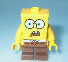"SPONGEBOB Lego Spongebob ""SHOCKED LOOK"" NEW Genuine Lego 4981 #1B"