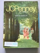 JCPenney Spring And Summer 1975 Catalog - Clothes, Household 1139 Pages