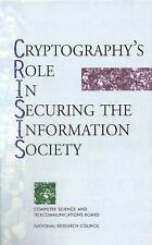 Cryptography's Role in Securing the Information Society Committee to Study Nati