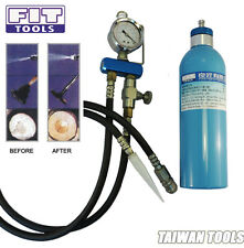 FIT TOOLS Vacuum System Fuel Injection / Intake Valve Cleaner & Tester Kit.