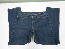 Tommy Hilfiger Heritage Jeans Pants Stretch Straight Dark Wash Women's Size 10P