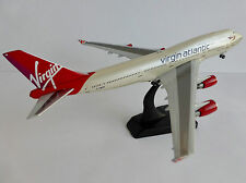 VIRGIN ATLANTIC Boeing 747-400 1/400 APOLLO A13014 Cosmic Girl Airways 747
