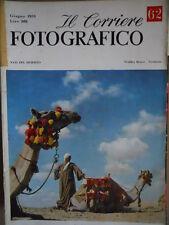 Il Corriere Fotografico 62 1958 - Usare Esposimetro - rivista rara  [TR.19]