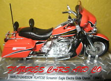 MOTO  1/24 HARLEY DAVIDSON FLHTCSE SCREAMING EAGLE ELECTRA CLASSIC 2004