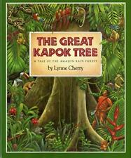 The Great Kapok Tree: A Tale of the Amazon Rain Forest-ExLibrary