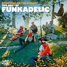 Funkadelic - Standing On The Verge: The Best Of Funkadelic (CDSEWD 151)