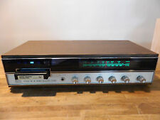ROSS 8 Track  Player / AM FM With  13 Tapes (TESTED WORKING)